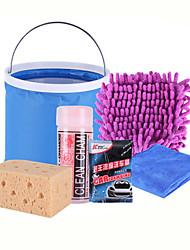 abordables -outil de lavage de voiture produits de nettoyage de voiture kit de nettoyage de lavage de voiture nettoyage de voiture avec sac cadeau outils de nettoyage