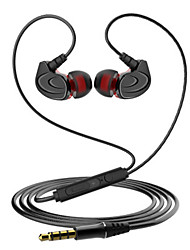 cheap -LITBest E10 Telephone & Driving Headset Wired Earbud Bluetooth 4.1 Stereo