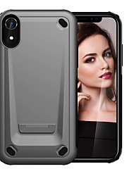 cheap -Case For Apple iPhone XR Shockproof Back Cover Armor PC