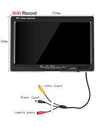 cheap -800 Wired TV Out 7 inch Handheld 800*480 Pixel One to One video doorphone