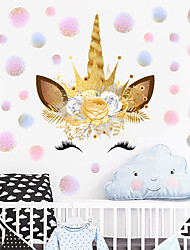cheap -Decorative Wall Stickers - Plane Wall Stickers 3D / Fairies Bedroom / Kids Room