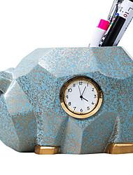 cheap -Plastics Creative Home Organization, 2pcs Pen Holders & Cases