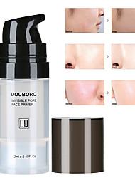 cheap -DouborQ 12 ml face render milk powder before makeup base oil of pig block defect isolation moisturizing hidden pores