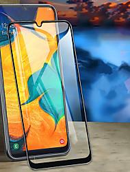 abordables -protecteur d'écran pour samsung galaxy a10 / a20 / a30 / a40 / a50 / a70 / verre trempé complet 1 pc protecteur d'écran haute définition (HD) / dureté 9h