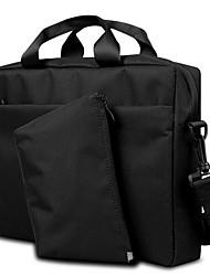 cheap -Nylon Zipper Laptop Bag Solid Color Daily Black / Rose Pink