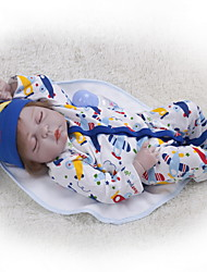 cheap -Reborn Doll Baby Boy 22 inch Full Body Silicone - Kids / Teen Kid's Boys' Toy Gift