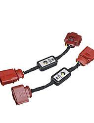 cheap -2PCS Dynamic Turn Signal Indicator LED Tail Light Control Module For Audi A4 Avant B8 LCI 2012-2015