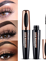 cheap -Mascara Easy to Carry / Women Makeup 1 pcs Cosmetic / Mascara School / Date Daily Makeup / Party Makeup Long Lasting Natural Cosmetic Grooming Supplies