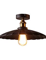 cheap -1-Light Ceiling Light Flush Mount Metal Pendant Lamp Pendant Light Fixtures Semi Flush Mount Hallway Corridor Ceiling Pendant Lighting
