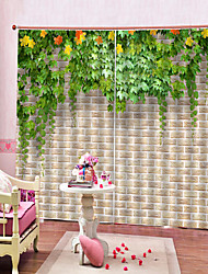 Недорогие -современная 3d печать высокой четкости многофункциональный чистый полиэстер занавес водонепроницаемый навес для ванной занавес спальня кабинет пыленепроницаемый и звукоизоляционный занавес