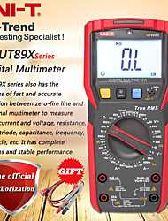 cheap -UNI-T UT89X TRMS multimeter tester ac dc Voltmeter Ammeter Capacitance Frequency Resistance tester with Temperature testing