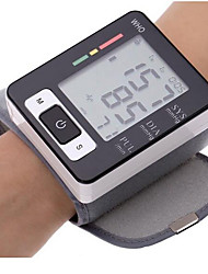cheap -Home Intelligent Electronic Wrist Blood Pressure Monitor Automatic Home With / Without Voice Blood Meter Blood Pressure Meter Tensiometer