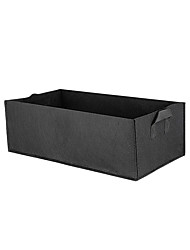cheap -Square Garden Growing Bags Planter Bag Plant Tub Container with Handles for Harvesting Growing Vegetables