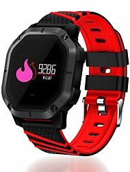 Недорогие -K5S SmartWatch BT Поддержка фитнес-трекер уведомлять / измерения артериального давления спортивные смарт-часы для телефонов Samsung / Iphone / Android