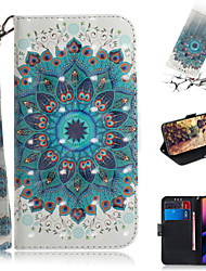 cheap -Case For Apple iPhone XS / iPhone XR / iPhone XS Max Wallet / Card Holder / with Stand Full Body Cases Flower PU Leather