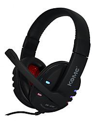 Недорогие -KM-9700 Игровая гарнитура Проводное Игры Стерео