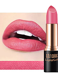 cheap -1 pcs 12 Colors Daily Makeup Women / Lips / Durable Dry Durable / Safety / Convenient Stylish / Professional Makeup Cosmetic Grooming Supplies