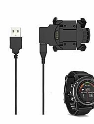 Недорогие -SmartWatch зарядное устройство USB для Fenix 3 / Fenix 3 ч / 3 сапфировое быстрое зарядное устройство универсальное