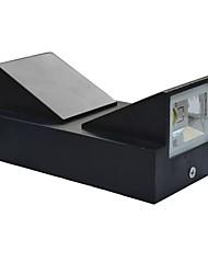 cheap -Matte LED / Modern Contemporary Outdoor Wall Lights Outdoor / Garage Metal Wall Light IP65 Generic 5 W