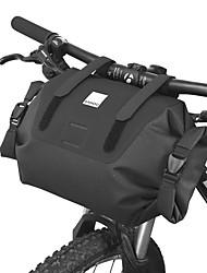 cheap -7 L Bike Handlebar Bag Waterproof Portable Wearable Bike Bag TPU 600D Polyester Waterproof Material Bicycle Bag Cycle Bag Cycling Bike / Bicycle