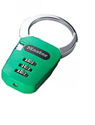 cheap -1550 Padlock / Coded Lock Zinc Alloy Password unlocking for Luggage / Suitcase
