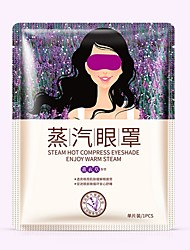 cheap -10Pcs/Set Eye Mask Lavender Essence Stress Relief Steam Eyes Care Constant Temperature Masks Relax Patch Spa Warm Heating Sleep Eyeshade