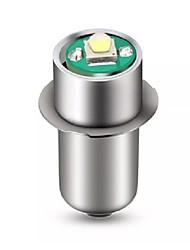 Недорогие -P13.5S светодиодный фонарик замена лампы 3 Вт прожектор работы лампы постоянного тока 3 В-24 В белый