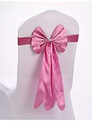 Недорогие -Иу push52q2e374 бесплатно эластичный стул обратно цветок лук большой красный 1 шт.