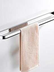 cheap -Towel Bar New Design Contemporary / Modern Brass 1pc - Bathroom / Hotel bath Single / 1-Towel Bar Wall Mounted