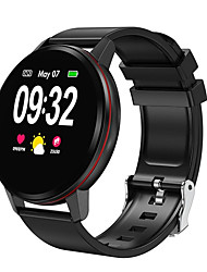 cheap -S01 Smart Watch BT Fitness Tracker Support Notify & Heart Rate Monitor Compatible Samsung/android Phoens/Iphone