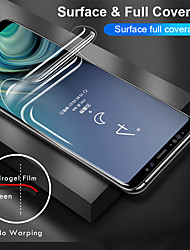 cheap -3d hydrogel film for samsung galaxy s8 s9 plus s7 s6 edge note 8 note 9 screen protector flim ultra thin (not tempered glass)