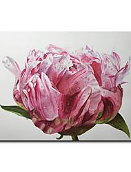 Недорогие -Цветы и растения Декор стены деревянный / Полиэстер европейский Предметы искусства, Гобелены Украшение