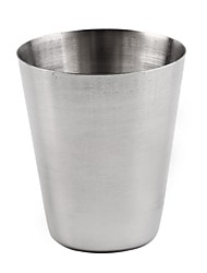 cheap -4pcs Stainless Steel Beer Pint Cup Set Camping Cup for Outdoor and Everyday Use Tumbler Mug 30ml