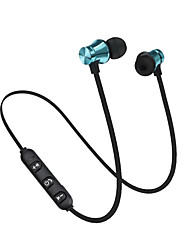 cheap -Magnetic Music Bluetooth 4.2 Earphone XT11 Sport Wireless Bluetooth Headset With Mic For IPhone Samsung