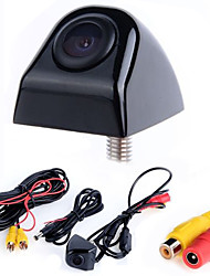 cheap -Waterproof Night Vision CCD Car Rear View High-definition Camera with 170 Degree Viewing Angle Reversing Reference Line for Car Truck Van