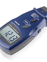 cheap -RZ High Quality Digital Laser Tachometer RPM Meter Non-Contact Rotation Data Store Tach Measurement Tools SM6236E