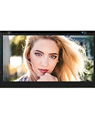 cheap -LITBest 6608 6.95 inch 2 DIN Android In-Dash Car DVD Player / Car GPS Navigator Touch Screen / GPS / Built-in Bluetooth for universal Bluetooth Support MOV / RM and so on