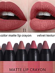 abordables -rouge à lèvres mat sexy stylo de couleur pour les lèvres de velours ne touche pas le maquillage de rouge à lèvres