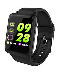 cheap -MA1 Smart Watch IP68 Waterproof Men Sport Watch Heart Rate Blood Pressure Monitor Relogio Smartwatch for Android IOS Phone