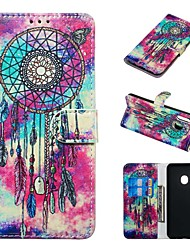 cheap -Case For Samsung Galaxy A20e / A7(2018) Magnetic / Flip / with Stand Full Body Cases Cartoon Hard PU Leather for Galaxy A9(2018)/A10/A30/20A/A40/A70/A9 2018/A3 2016/A5 2017/A3 2017/A5 2016