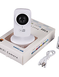 cheap -720P HD intelligent wireless wifi network surveillance camera night vision card video remote playback