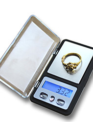 cheap -200g Portable Auto Off LCD-Digital Screen Mini Pocket Digital Scale Home life Outdoor travel