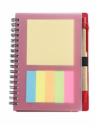 cheap -Notepad LITBest Plastic 1 pcs Special Design All