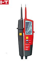Недорогие -Uni-T UT18B вольтметр 690 В переменного напряжения постоянного тока измеритель напряжения водонепроницаемый тест ручка RCD-тестеры светодиодная индикация авто дальность рабочего света