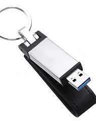 cheap -Leather USB 3.0 Flash Memory Stick 16GB Pen Drive Storage Thumb U Disk