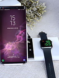 cheap -Smartwatch Charger / Portable Charger / Wireless Charger USB Charger USB Wireless Charger 1.67 A DC 9V / DC 5V for Apple Watch Series 4/3/2/1 Universal