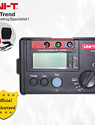 Недорогие -UNI-T UT582 Цифровой RCD-тестер ElcB Автоматическая рампа утечки автоматический выключатель метр мультиметр