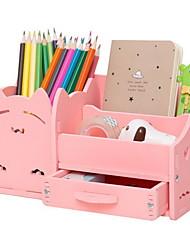 cheap -Poly / Cotton Creative Home Organization, 1pc Desktop Organizers