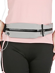 cheap -Running Belt Fanny Pack Waist Bag / Pack for Outdoor Exercise Running Outdoor Bike / Cycling Sports Bag Multifunctional Waterproof Portable Nylon Neoprene Running Bag Adults