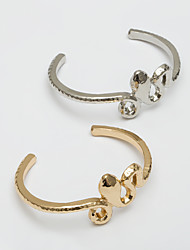cheap -Women's Bracelet Bangles Bracelet Retro Snake Simple Alloy Bracelet Jewelry Gold / Silver For Gift Daily School Holiday Work